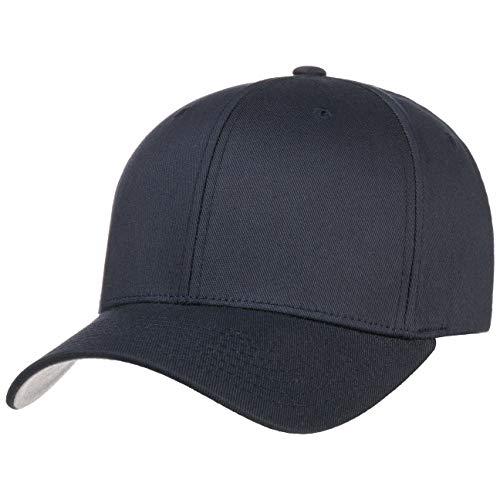 Original Flexfit Cap, navy, Schirmunterseite Silbergrau S/M (54-57)
