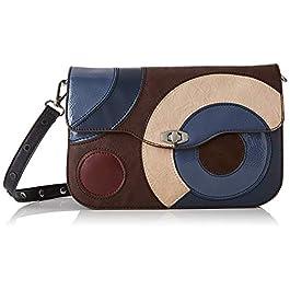 Desigual Bag Covenant AMORGOS, Sac à l'épaule Femme