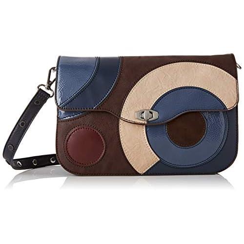 Desigual Women's 19WAXP53 Cross-Body Bag