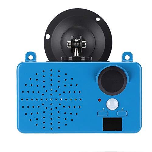 Detector infrarrojo humano, sensor corporal infrarrojo de activación inteligente, soporte universal para exteriores en casa