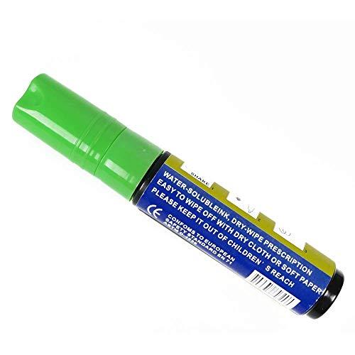 Dikke markeerstift voor groene LED DisplayMatic
