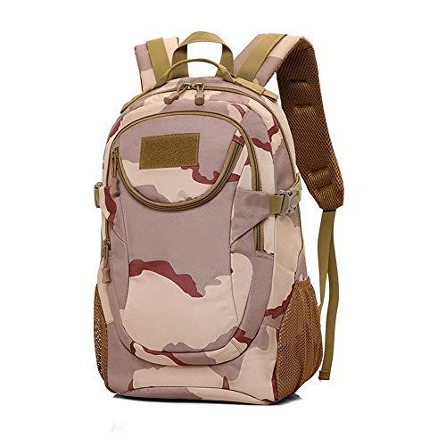 ZhongYi Sports Rugzak Outdoor Bag Camo Series Rugzak Tactical Army fan Camping Trekking rugzak F