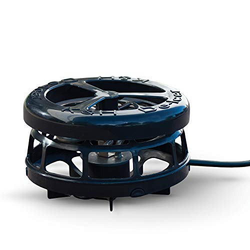 K&H Pet Products Thermo-Pond Perfect Climate Deluxe Pond Deicer Black 750W
