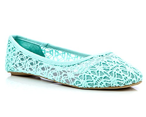 Top 10 best selling list for mint green flat shoes womens