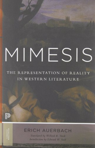 Mimesis: The Representation of Reality in Western Literature - New and Expanded Edition (Princeton Classics (78))