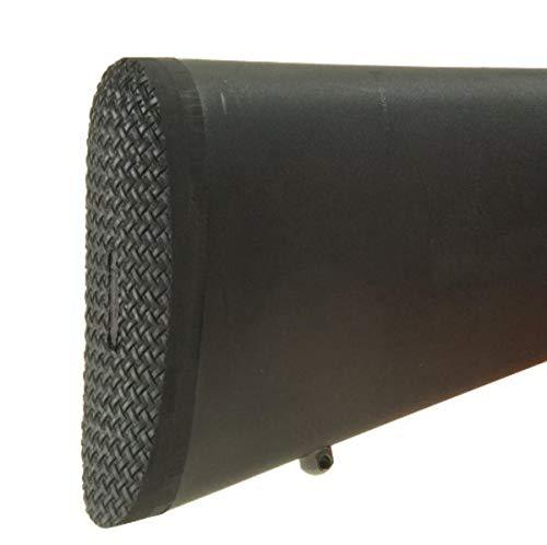 Pachmayr D500B Ultra Light Field Rifle Recoil Pad (Black)