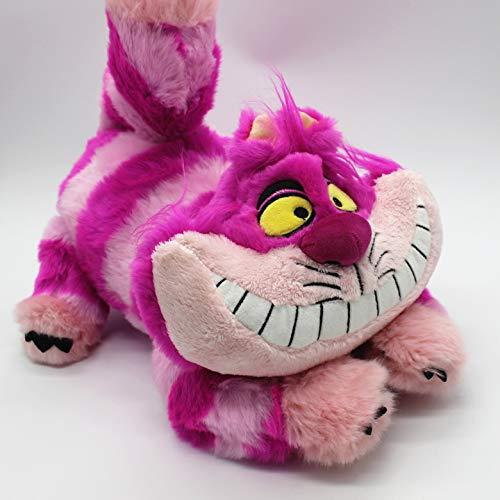 Peluches Alicia En El País De Las Maravillas El Gato De Cheshire Kawaii S Cute Smile Cat Peluches Regalos para Niños Soft S para Niños 30Cm