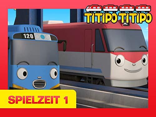Spielzeit 1 - Nächster Halt Groß Töffingen!