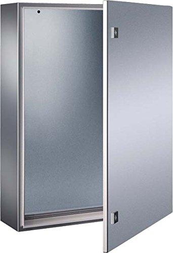 Rittal AE 1015.600 Acero inoxidable IP66 caja eléctrica - Caja para cuadro eléctrico (400 mm, 210 mm, 500 mm)