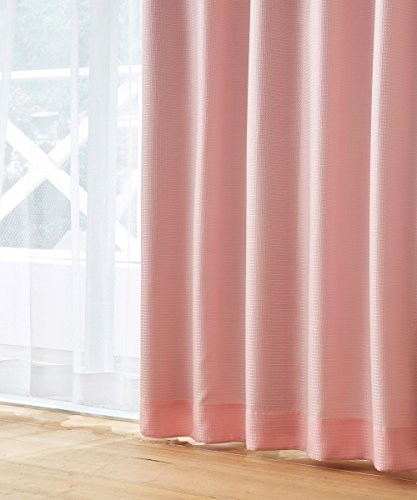 nissen(ニッセン)『カーテンレースカーテン4枚セット』