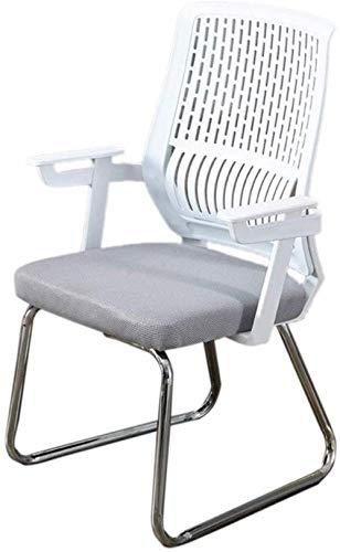 Comfortabele bureaustoel Computer stoel Budget-arm Lift Student Slaapzaal Terug Comfortabele Fit Zacht Grijs