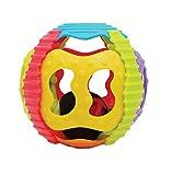Playgro-40142 Juguete Pelota sonajero, Multicolor (40142)