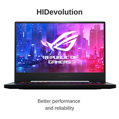 Compare HIDevolution ASUS ROG Zephyrus S GX502GW (GX502GW-XB76-HID3-US) vs other laptops