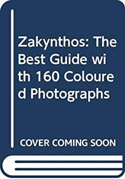 Paperback Zakynthos: The Best Guide with 160 Coloured Photographs Book