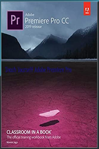 Teach Yourself Adobe Premiere Pro: This notbook for Teach Yourself Adobe Premiere Pro 100 pages (6x9)px whitte paper