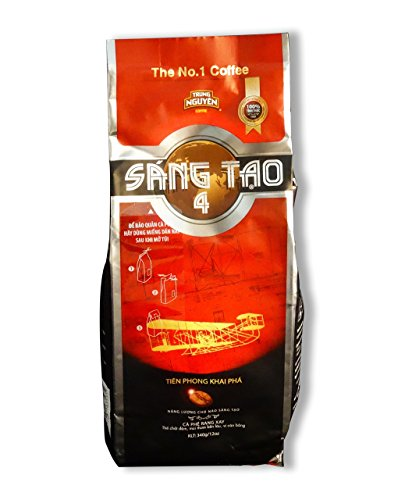 The Nr.1 Coffee Trung Nguyen Sang Tao 4