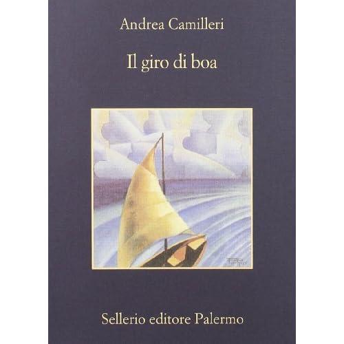 Il giro di boa by Andrea Camilleri(2003-03-22)