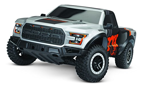 Traxxas 58094-1 2WD Slash Short Course Truck, Fox