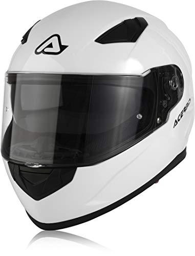 Acerbis Full Face X-Street Casco Bianco XS (53/54)