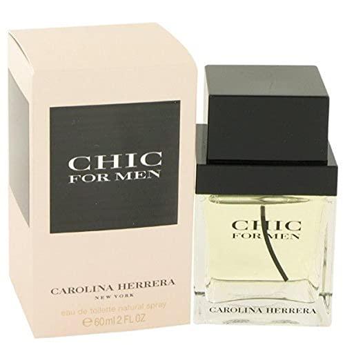 Chic By Carolina Herrera For Men. Spray 2 Ounces