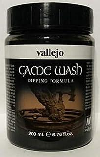 Vallejo Model Color 200 ml Washes - Black