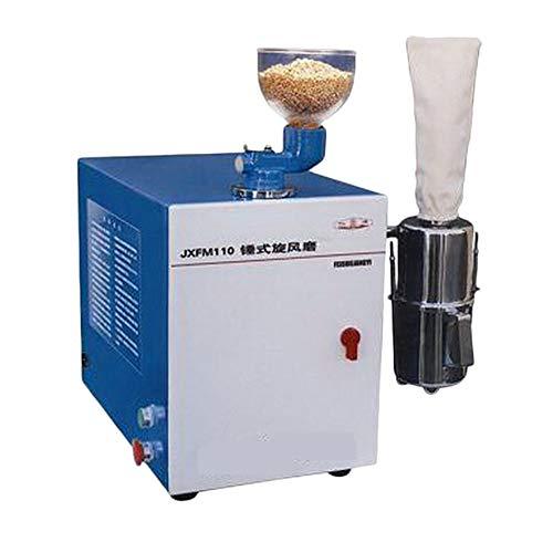 Baoshishan - Molinillo semiautomático para pulverizador de laboratorio de grano y grano para moler grano de grano de 220 V