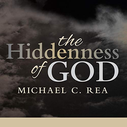 The Hiddenness of God audiobook cover art