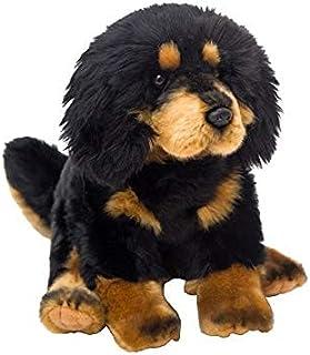Simulation Labrador Dog Plush Toys Plush Animals Super High-Finish Realistic Dog Toys Home Decoration Birthday Gifts (Colo...