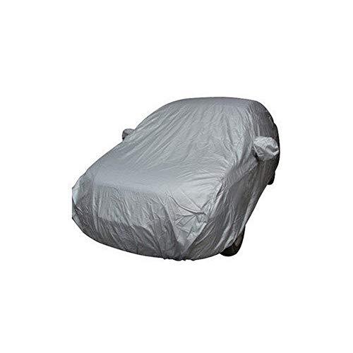Sun Auto-Sonnenschutz Volle Auto-Abdeckung Indoor Outdoor Sonnenschutz Hitzeschutz staubdicht Anti-UV Kratzfeste for Limousinen Protektoren Anzug S-XXL Mesh Auto Schatten ( Color : S(4.15x1.7x1.5m) )