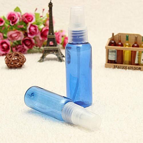 Pulvérisateur arrosage des plantes de bouteille sprays pour les cheveux Vaporisateur 5PCS 30ML plastique transparent pulvérisation d'eau Bouteille Atomiseur Conteneur flacon pulvérisateur domestique p