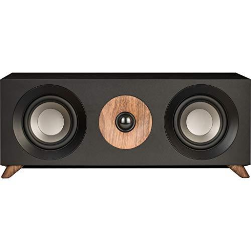 Jamo S 81 CEN 240 W Schwarz Lautsprecher – Lautsprecher (kabelgebunden, 240 W, 71 – 26000 Hz, 8 Ohm, schwarz)