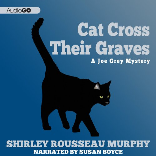 Cat Cross Their Graves audiobook cover art