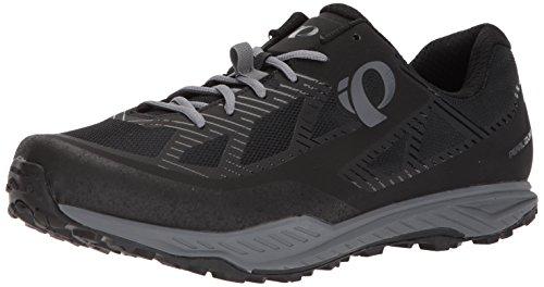 PEARL IZUMI Men's X-ALP Canyon Cycling Shoe, Black/Black, 39