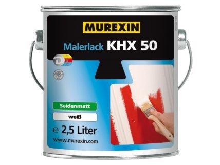 MUREXIN KHX 50 smalto professionale satinato colorato tinte intermedie e scure 2.5 l