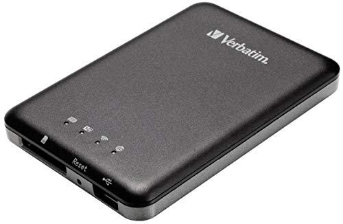 Verbatim 98243 MediaShare Wireless Go , 2.5 Pollici,...