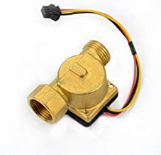 Sensor Module G1/2 Water Flow Sensor DN15 F=10Q 1-30L/min Hall Flow Meter Water Control Machine Water Heater Flowmeter