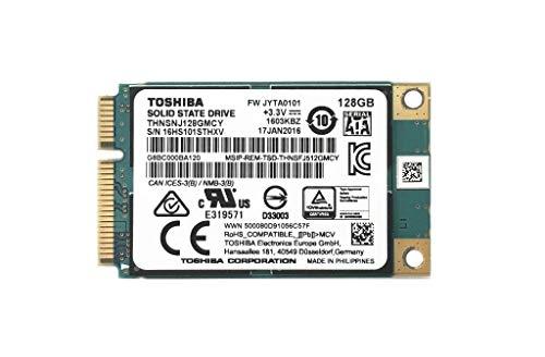 中古SSD THNSNJ128GMCY 128GB mSATA SATAⅢ 6Gb/s(NGFF) (本体のみ)