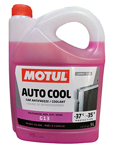 MOTUL Auto Cool Car Antifreeze G13 5 L