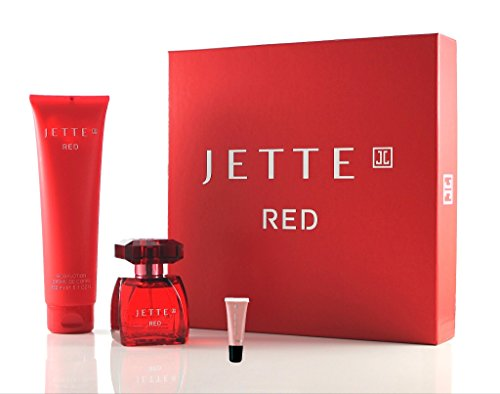 Jette Joop - Jette Red - Set - Eau de Parfum 50ml + Bodylotion 150ml - Geschenkset