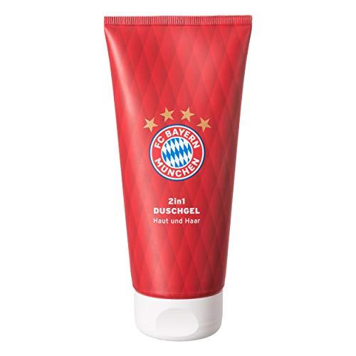 FC Bayern München Luxus Duschgel / 2 in1 Haut und Haar Shampoo / Showergel - FCB