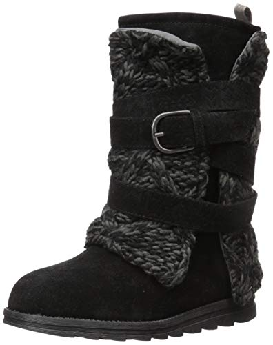 MUK LUKS Women's Nikki Boots - Black
