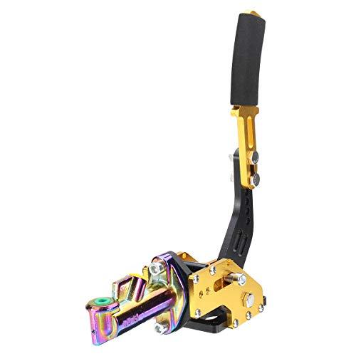 feichang Universelle Autoreparatur und Wartung für vertikale Rennfahrer, Escort, Rallye, E-Brake, Drift, hydraulische Handbremse, Hydro (Farbe: Gold)