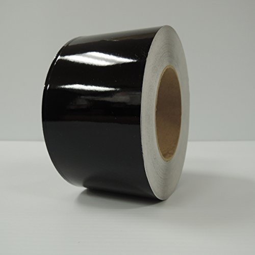 """3"""" 3M Vinyl Striping 150' 25 Colors Available (Black)"""