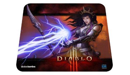 SteelSeries QcK Diablo III Wizard Edition Gaming Mauspad