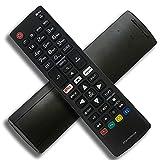 YOUKONG AKB75095308 Remote Control for LG Ultra HD TV with Netflix Amazon Buttons 43UJ634V 49UJ634V 55UJ634V 65UJ634V 43UJ6309 49UJ6309 60UJ6309 65UJ6309 43LJ614V 55UJ6307 60UJ6307 55UJ630V 49UJ630V