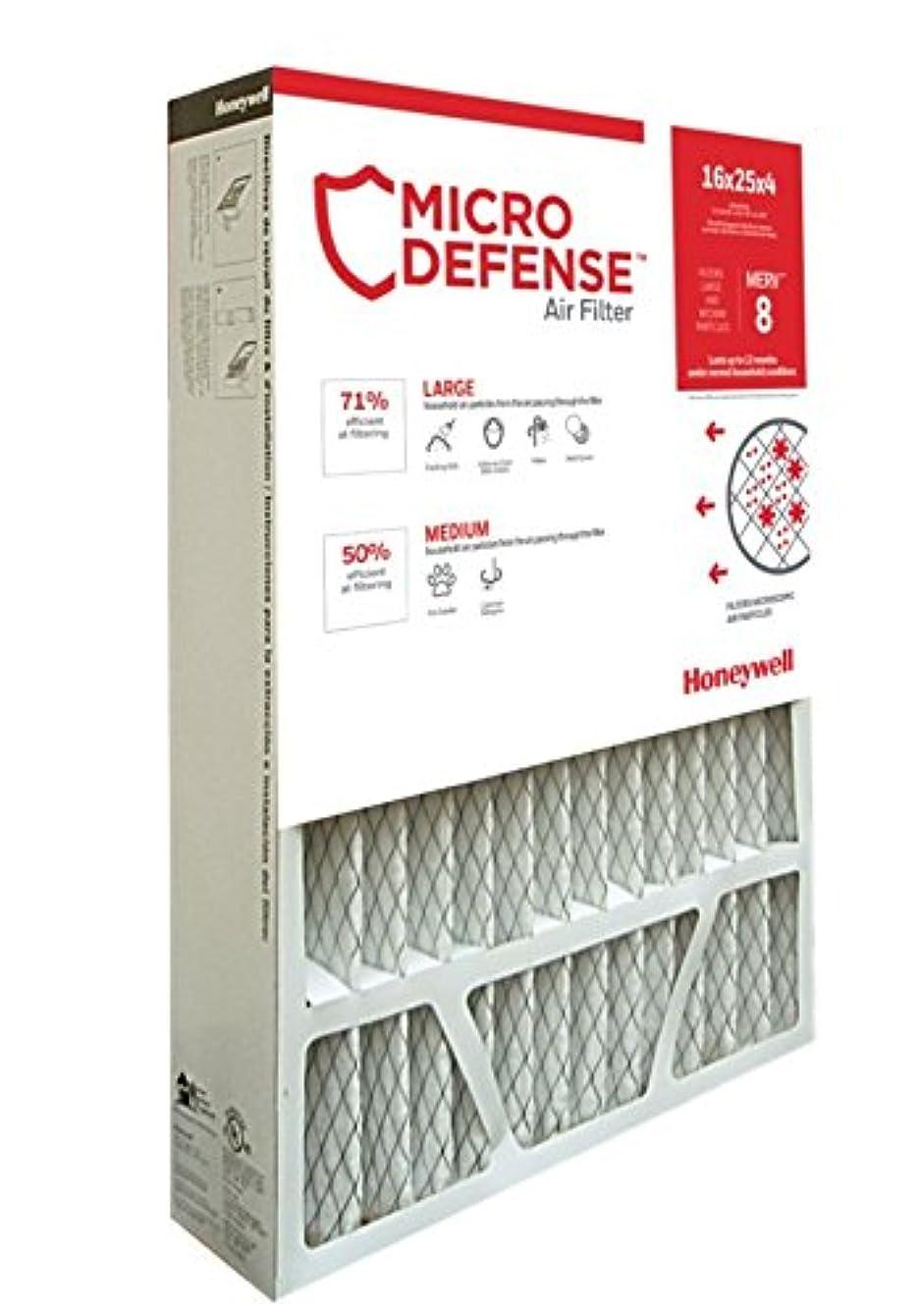 MicroDefense by Honeywell CF100A1620/U Filter, 16x20x4.38