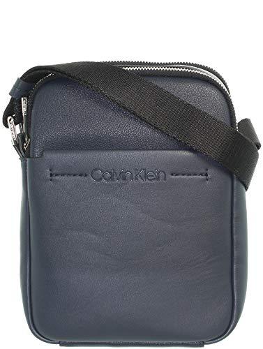 Calvin Klein Borsa FLEX 2 GUSSET Uomo Blu navy - K50K504394067