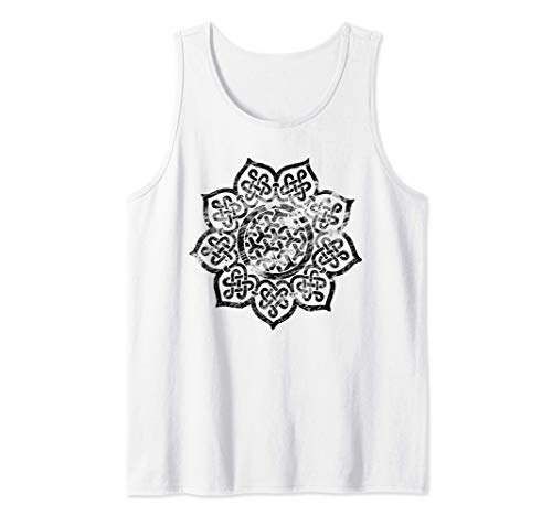 Celtic Mandala Yoga Canotta