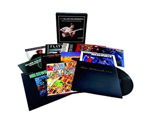The Allan Holdsworth Solo Album Collection [Vinilo]