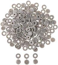 WYBW 100 stuks praktische scharnierende plastic schroef vouw snap beschermende dop knop moeren cover bouten beschermen meu...